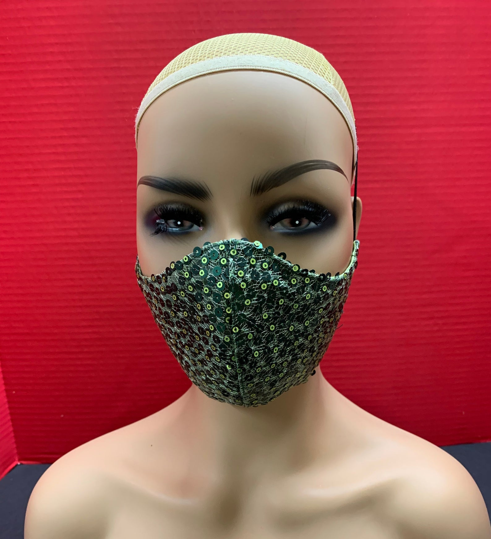 tripe layers mask